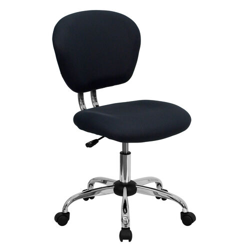 Our Mid-Back Gray Mesh Padded Swivel Task Office Chair with Chrome Base is on sale now.