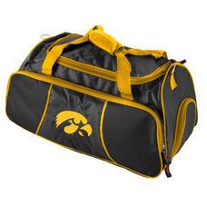 University of Iowa Team Logo Athletic Duffel