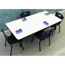 Classic Series Dry Erase Markerboard Activity Table