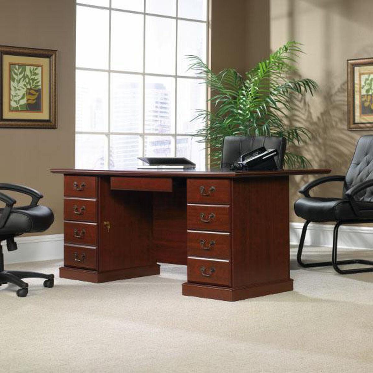 Executive Desk With Lock Drawers 109843 Bizchair Com