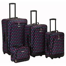 Rockland 4 Pc. Luggage Set - Icon