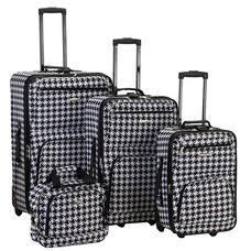 Rockland 4 Pc. Luggage Set - Kensington
