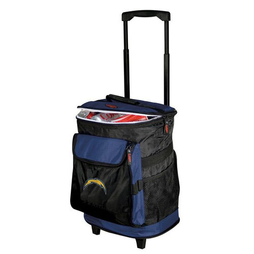 San Diego Chargers Team Logo Rolling Cooler