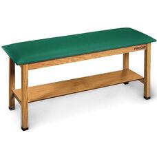 H-Brace 30'' W x 78'' D Treatment Table