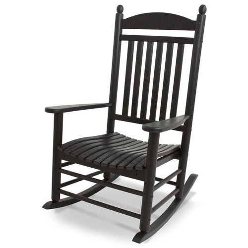 Our POLYWOOD® Jefferson Rocker - Black is on sale now.