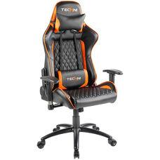 Techni Sport Ergonomic High Back PC Gaming Chair - Orange
