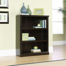 Select Collection 43.75''H Bookcase with Adjustable Shelves - Jamocha