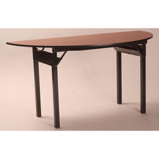 Original Series Half Round Banquet Table with Laminate Top - 30