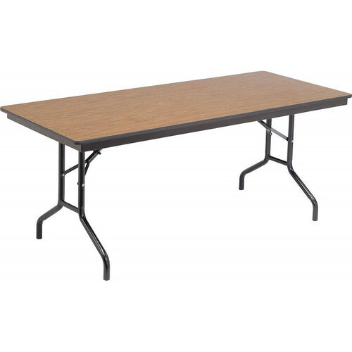 Laminate Top and Plywood Core Folding Seminar Table - 24