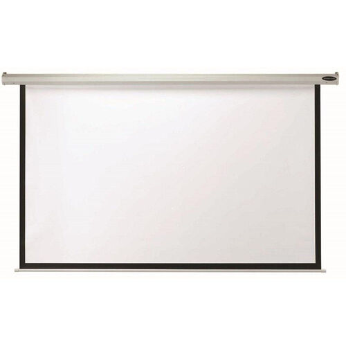 Manual Projection Screen with Steel Housing Case - 70