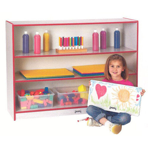 Our Rainbow Accents Super-Sized Adjustable Bookcase is on sale now.