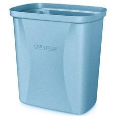 10 Quart Cobra Mini Trash Can - Blue Gray