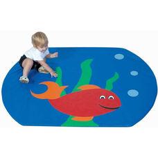 Fish Bowl Play Mat