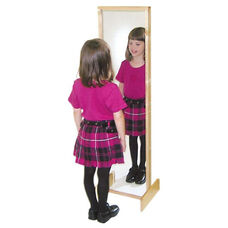 Tuff-Gloss UV Finished Safety Acrylic Kids Mirror - 15