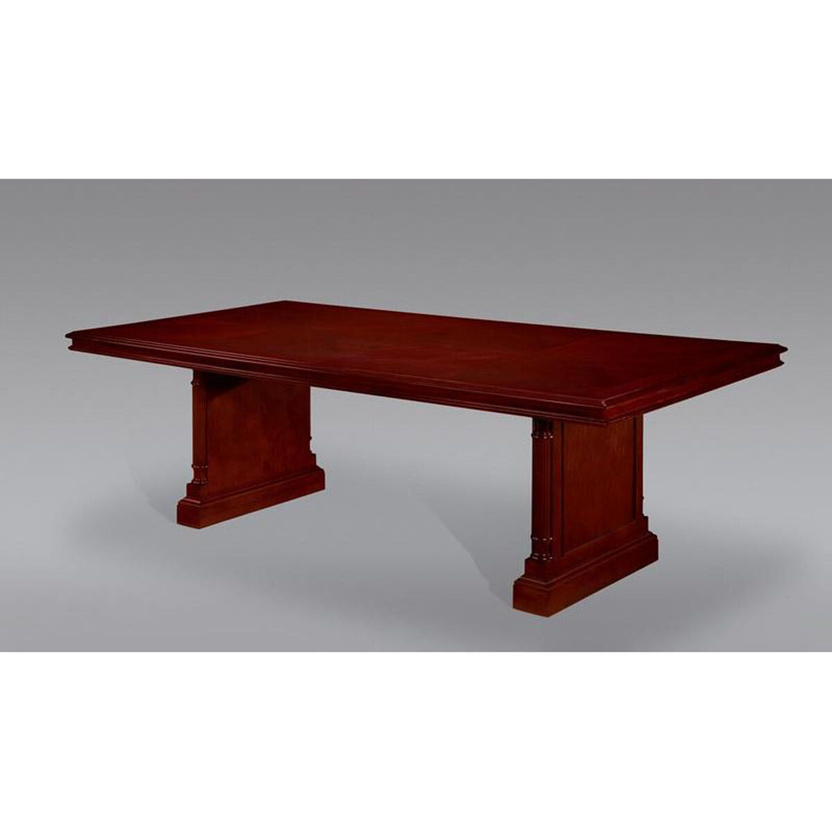 Rectangular Conference Table Bizchaircom - Conference table bases wood