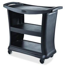 Rubbermaid Commercial Products Executive Service Cart - 20