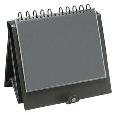 Prestige Easel Presentation Binder with 10 Archival Protective Sleeves - 8.5