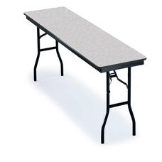 F Series Seminar Particleboard Core Folding Table - 18