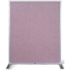 Burlap Tackable Space Divider - 60