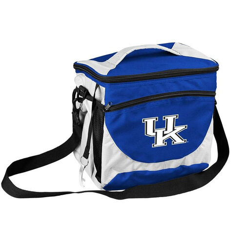 Our University of Kentucky Team Logo 24 Can Cooler is on sale now.