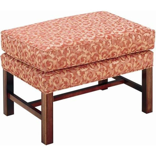 Our 4221 Ottoman w/ Chippendale Legs - Grade 1 is on sale now.