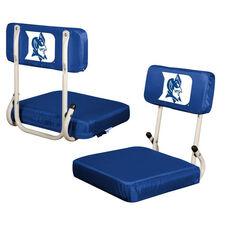 Duke University Team Logo Hard Back Stadium Seat