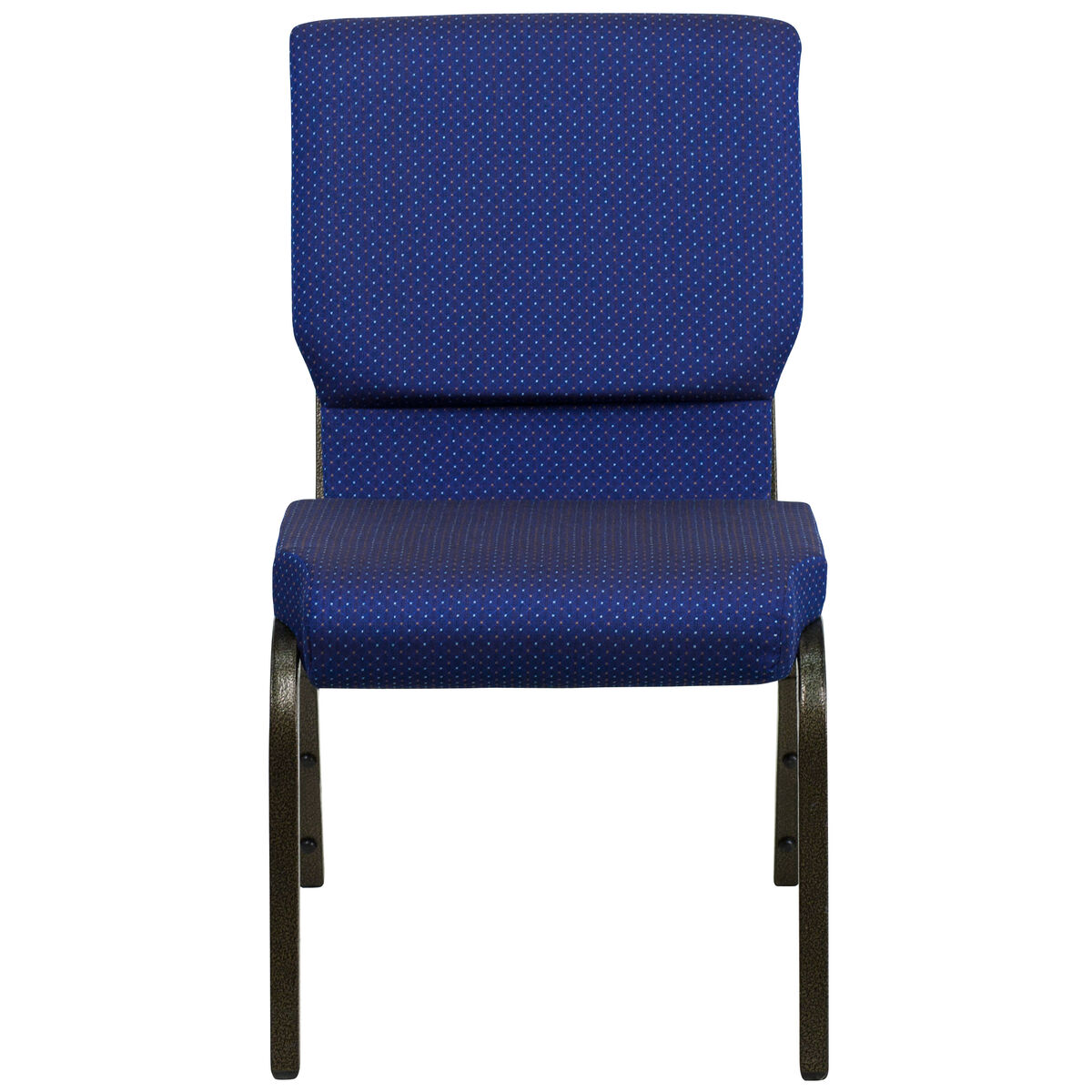 Hercules Series 18 5 W Stacking Church Chair In Navy Blue