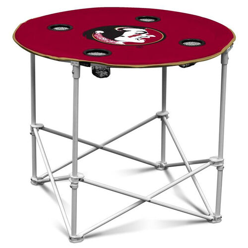 Our Florida State University Team Logo Round Folding Table is on sale now.