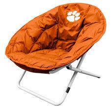 Clemson University Team Logo Folding Sphere Chair