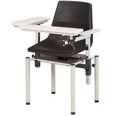 SC Series E-Z Clean Blood Drawing Chair with ClintonClean™ Arm