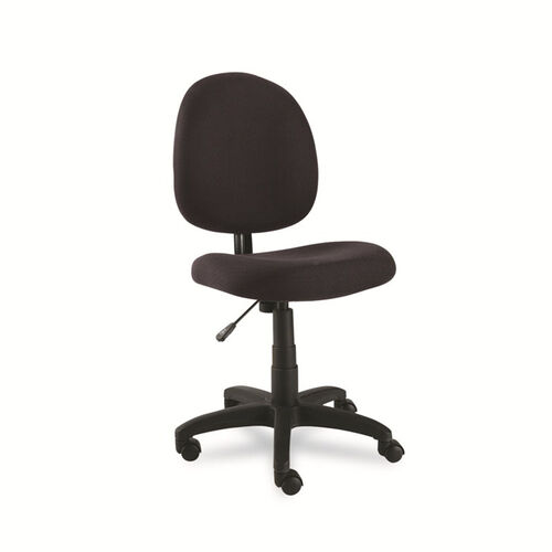 Our Alera® Essential Series Swivel Task Chair - Acrylic - Black is on sale now.