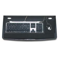 Kensington® Comfort Keyboard Drawer with SmartFit System - 26w x 13-1/4d - Black