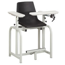 Standard Lab Series Extra Tall Blood Drawing Chair with ClintonClean™