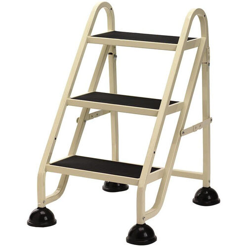 Our Stop Step 3 Step Ladder - Beige is on sale now.