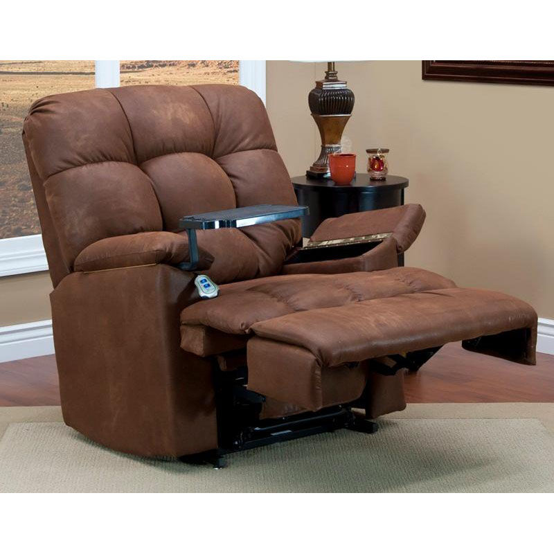 ... Our Space Saving Wall A Way Reclining Power Lift Chair With Extra  Storage And ...