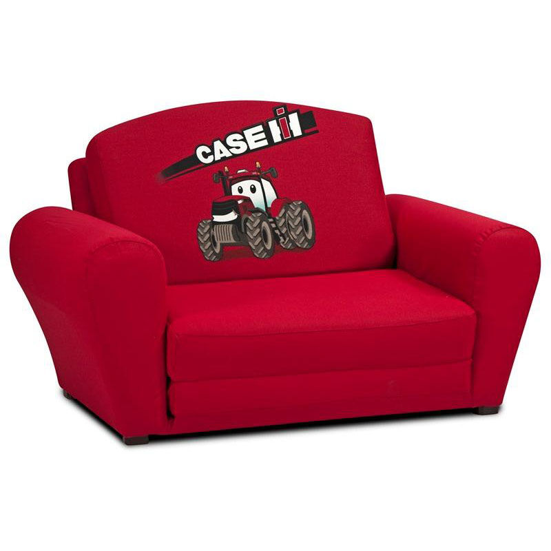 Charmant ... Our Kids Case IH   Case International Harvester Red Sleepover Sofa Is  On Sale Now.