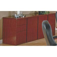OSP Furniture Sonoma Wood 72