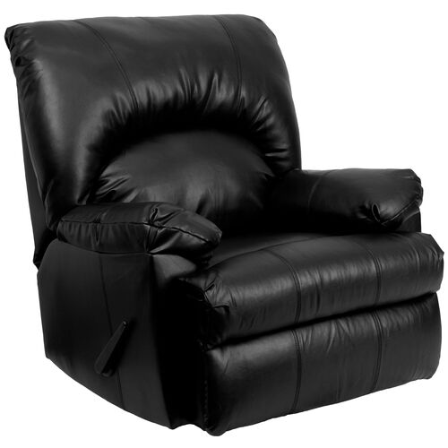 Our Contemporary Apache Black Leather Rocker Recliner is on sale now.