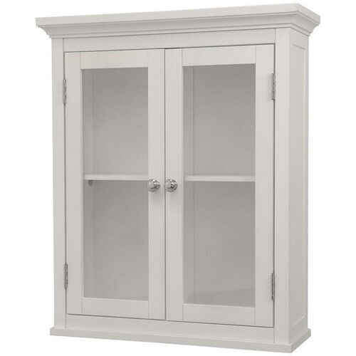 Our Madison Wall Cabinet with Two Doors - White is on sale now.