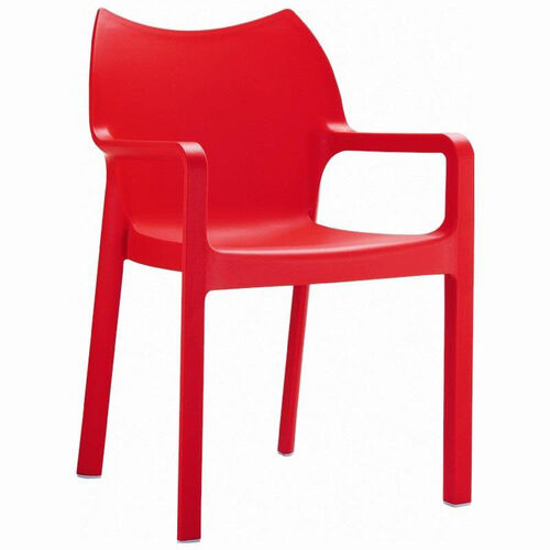 Our Diva Outdoor Resin Stackable Dining Arm Chair is on sale now.
