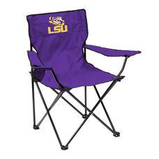 Louisiana State University Team Logo Folding Quad Chair