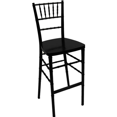 Our 1000 lb. Max Black Resin Steel Core Chiavari Barstool is on sale now.