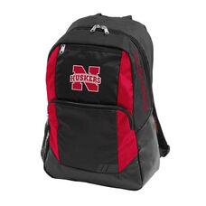 University of Nebraska Team Logo Closer Backpack
