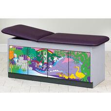 Fairytale Dale Cabinet Table - Adjustable Backrest
