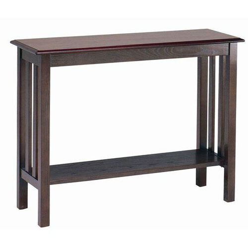 Our 2340 Sofa Table with Shelf is on sale now.