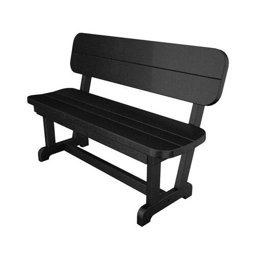 Our POLYWOOD® Commercial Collection Park Bench - Black is on sale now.