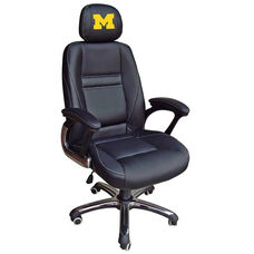 Michigan Wolverines Office Chair