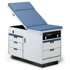 Maximum Value Exam Table with Five Drawers