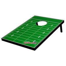 Football Field Tailgate Toss