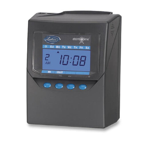Our Lathem Totaling Time Recorder is on sale now.